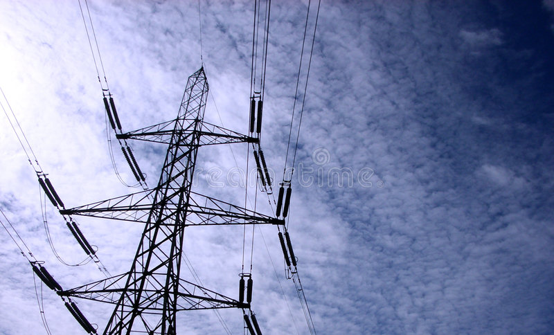 Download Sky 3 stock photo. Image of power, color, nature, industrial - 139480