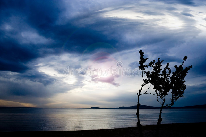 Sky-abstrac. royalty free stock images