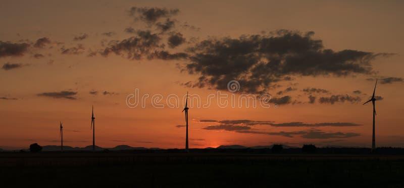 Sky, Afterglow, Horizon, Sunset Free Public Domain Cc0 Image