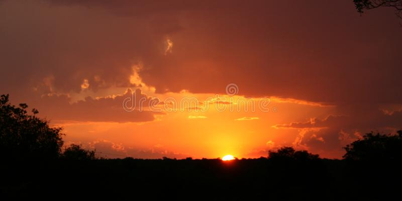 Sky, Afterglow, Red Sky At Morning, Atmosphere Free Public Domain Cc0 Image
