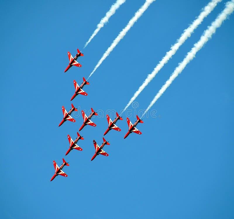 Sky, Air Show, Aerobatics, Air Travel royalty free stock photography