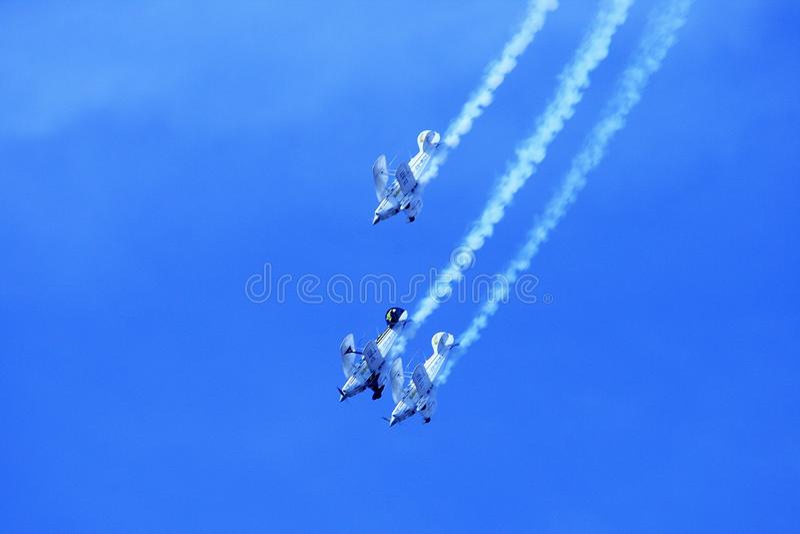 Sky, Air Show, Atmosphere Of Earth, Aerobatics Free Public Domain Cc0 Image