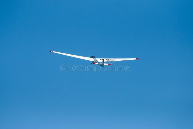 Sky, Airplane, Flight, Aircraft stock image