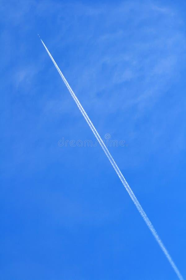 Free Sky And Airplane Stock Image - 5794051