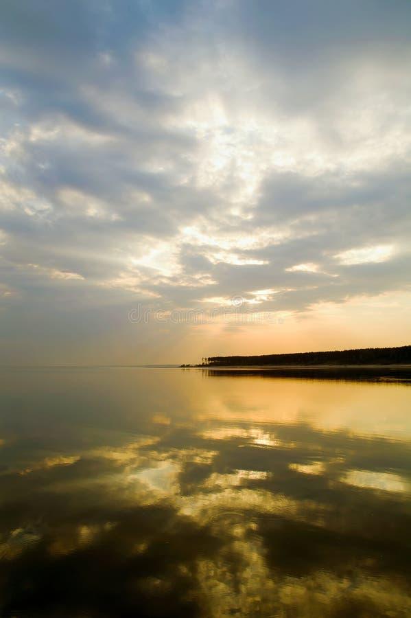 Free Sky And Sea Stock Photo - 5342470