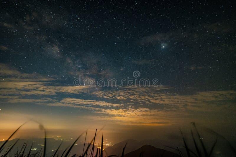 Sky, Atmosphere, Horizon, Night Free Public Domain Cc0 Image