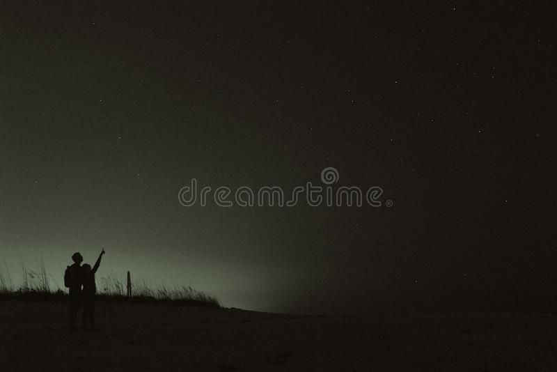 Sky, Atmosphere, Night, Atmosphere Of Earth royalty free stock photography