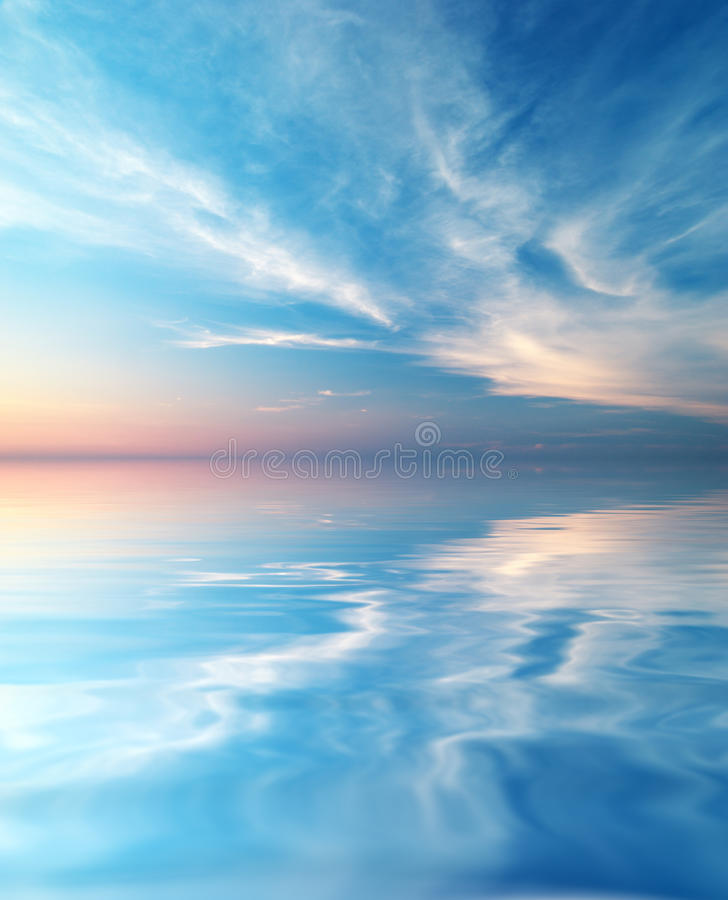 Free Sky Background Royalty Free Stock Photography - 17430807