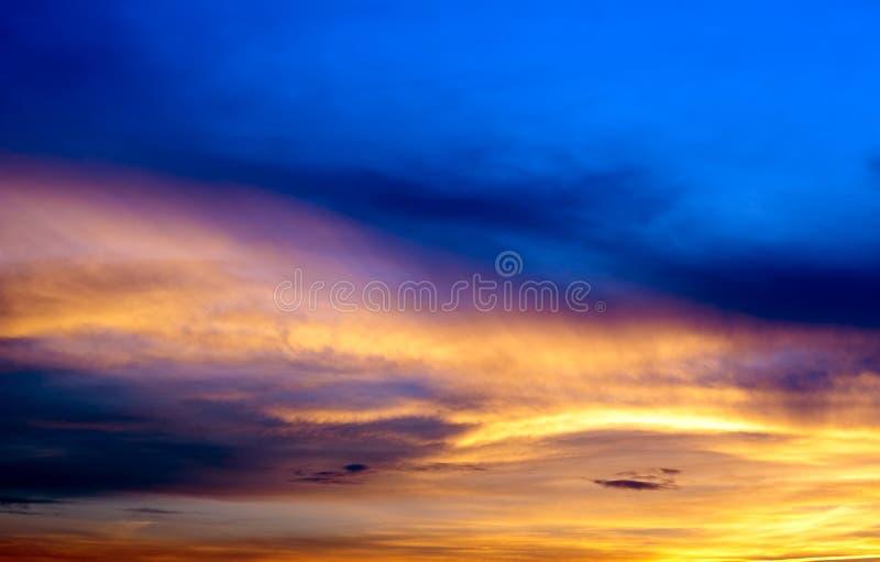 Download Sky background on sunrise. stock image. Image of landscape - 26465827