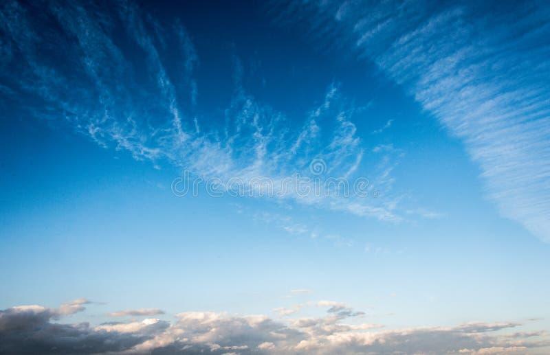 The sky. stock image