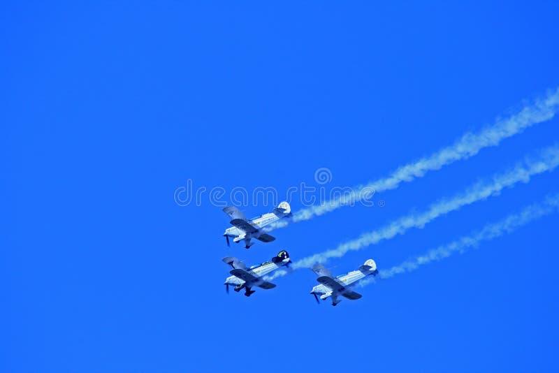 Sky, Blue, Azure, Air Show stock photo