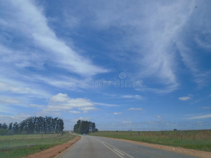 The sky is the king of awsomeness. stock photography