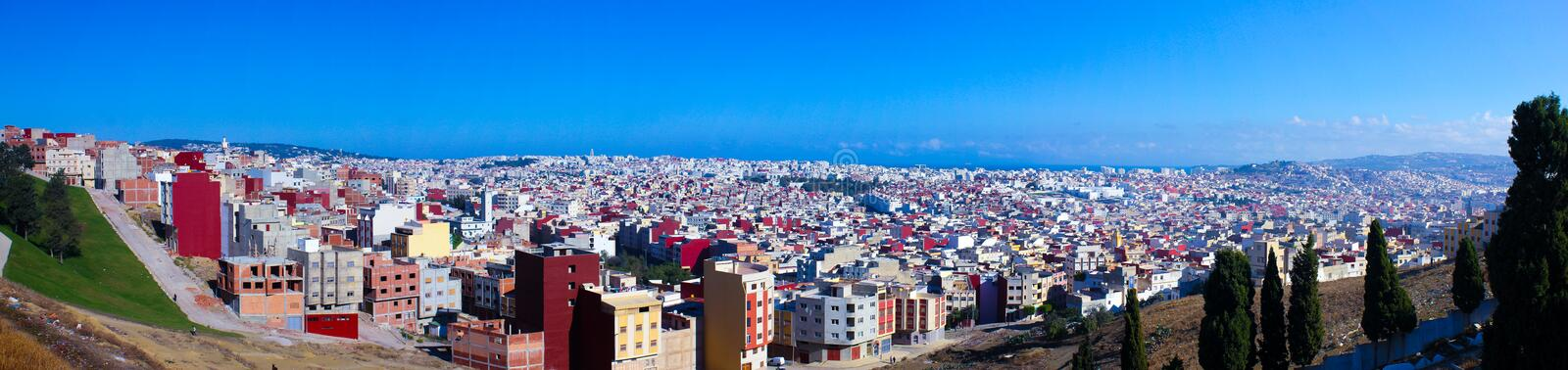 Sky, City, Tree, Mountain royalty free stock images