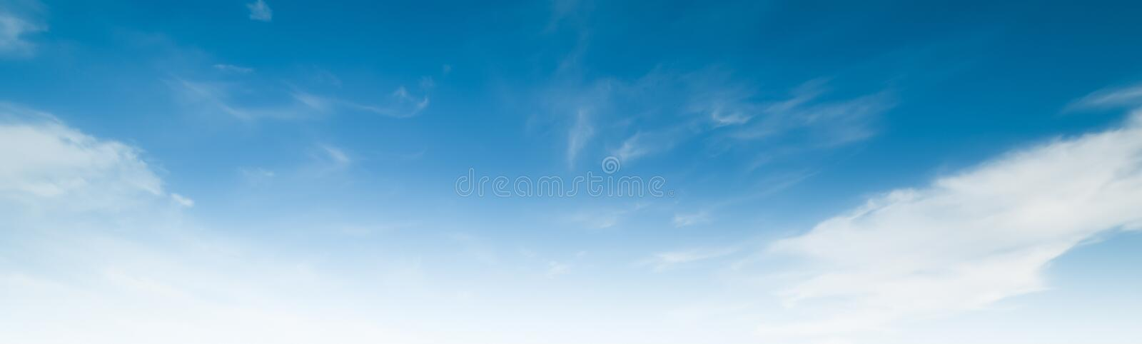 Sky clear beauty atmosphere summer day stock photo