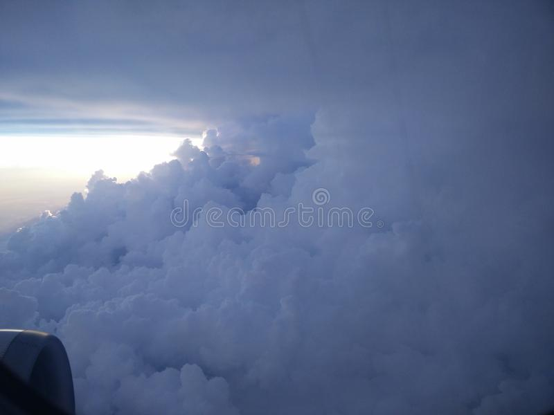 Sky cloud royalty free stock image