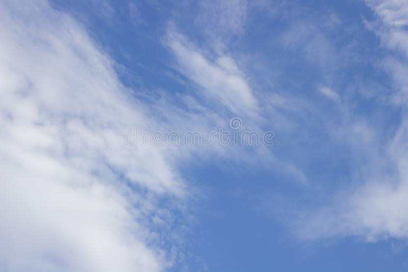 The Sky with cloud with copy space and beautiful stock photography