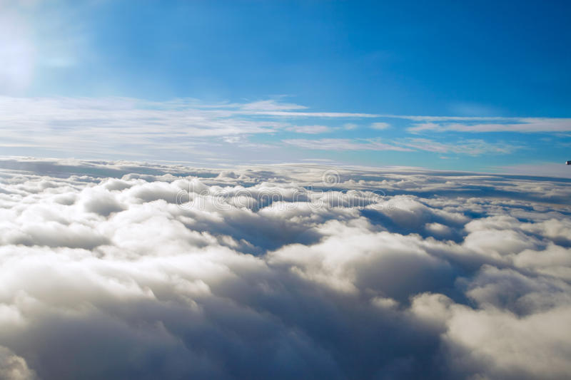 Download Sky clouds stock image. Image of technology, scene, colorful - 10240717