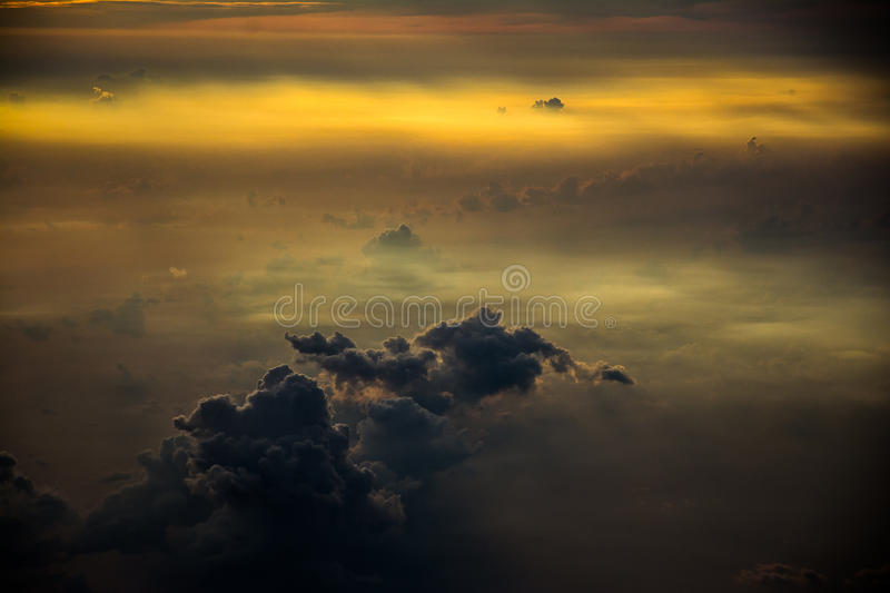 Sky Clouds stock photography