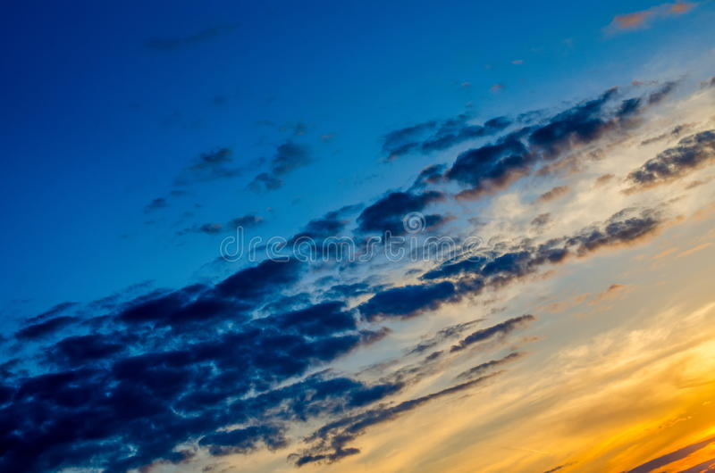 Download Sky and clouds stock image. Image of scenics, large, scape - 31149993