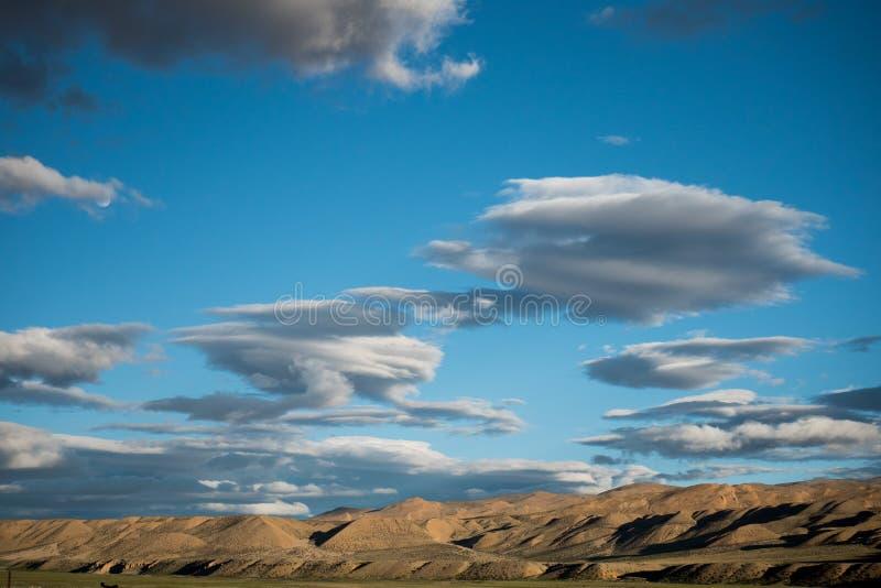 Sky and clouds Tibet Himalayas mountain. Kailash Yantra.lv 2016 TIBET stock photo