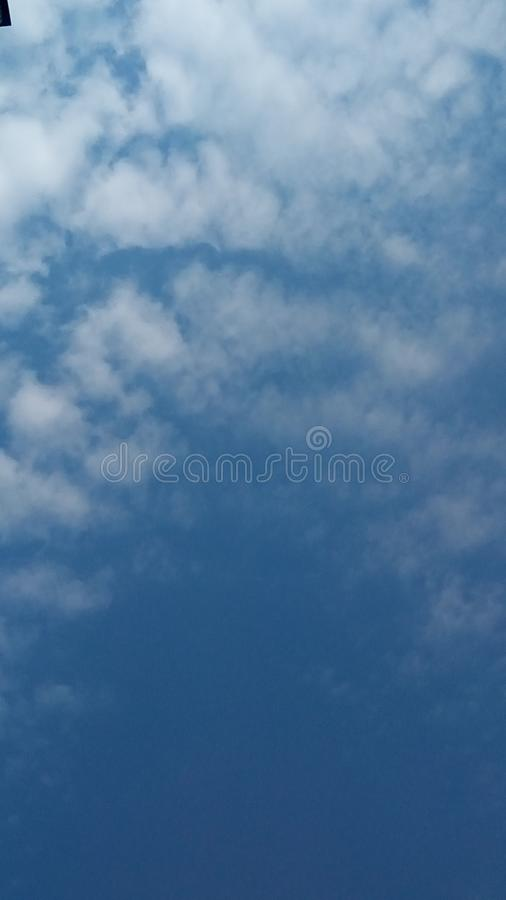 Sky2 royalty free stock photo
