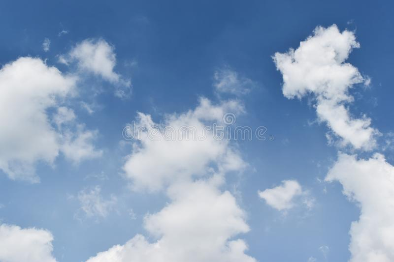 The sky on a cloudy day and empty space for web design or graphic art image. The sky on a cloudy day and empty space for web design or graphic art image stock image