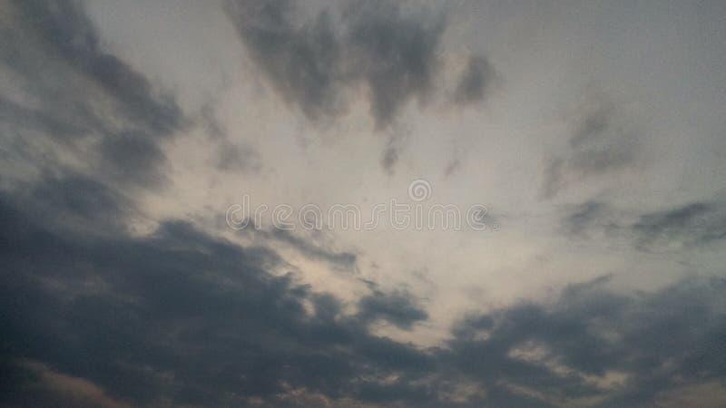 The sky stock photo