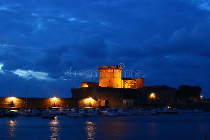 Sky, Evening, Dusk, Night royalty free stock image