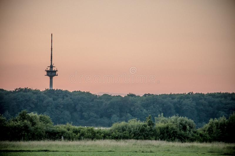 Sky, Field, Dawn, Morning stock photography