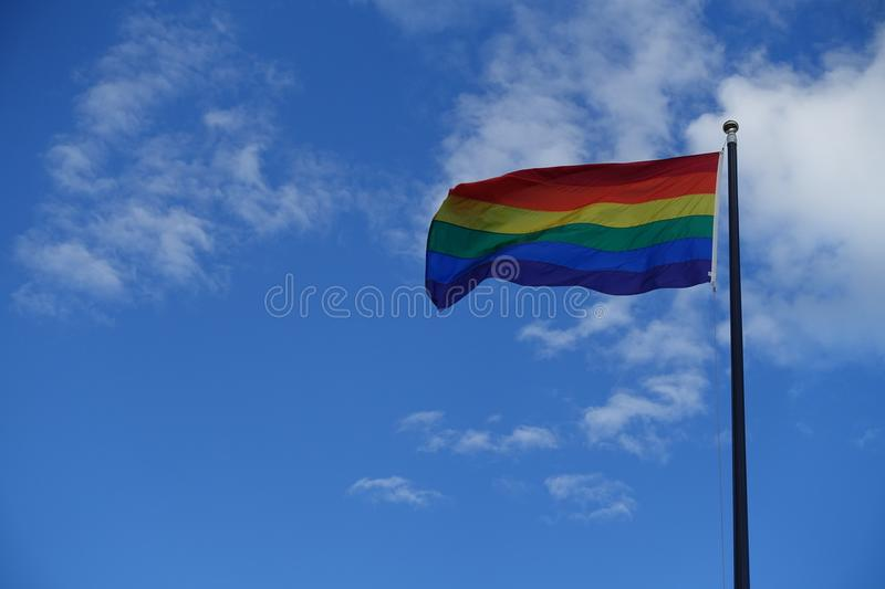 Sky, Flag, Cloud, Daytime stock images
