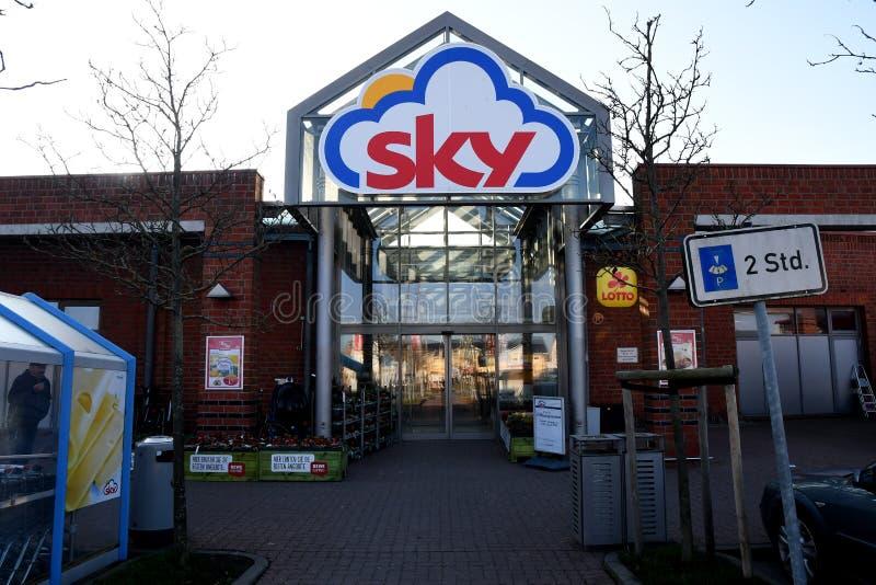 Sky Markt Fehmarn