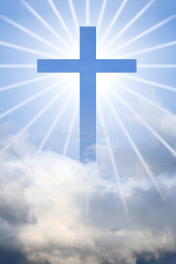 Free Sky God Cross Royalty Free Stock Photography - 6065637