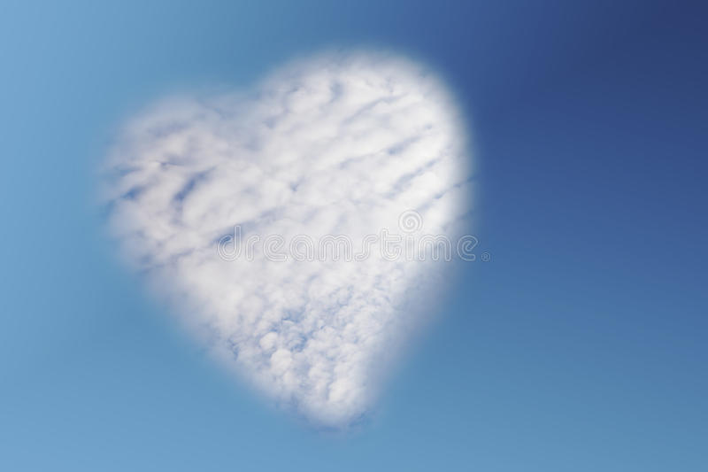 Sky and heart