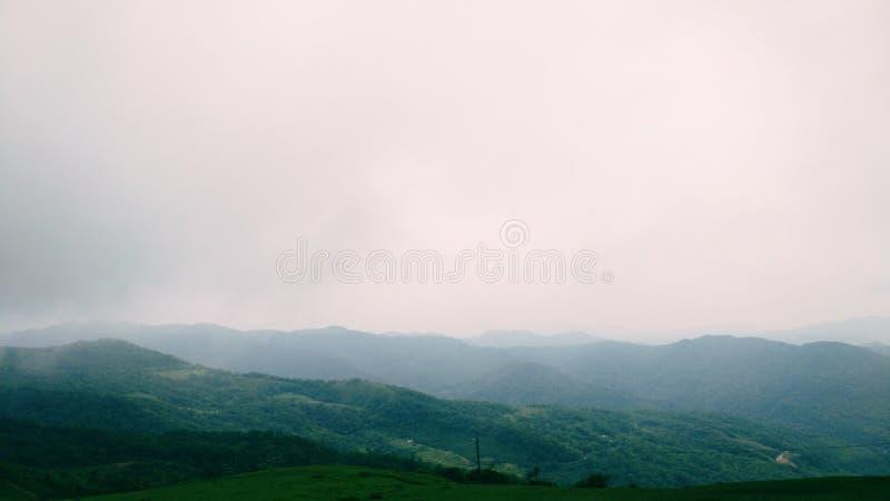 Sky, Highland, Hill Station, Mountainous Landforms royalty free stock image