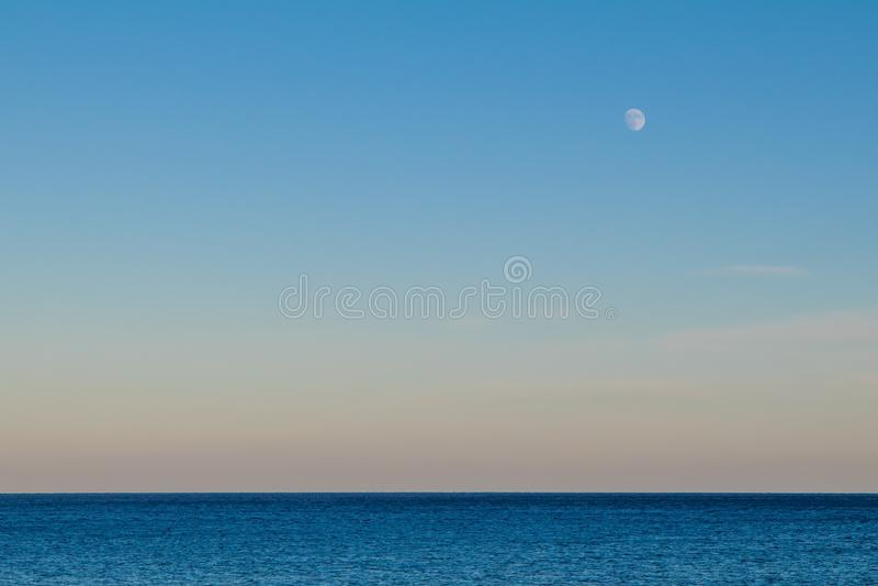 Sky, Horizon, Sea, Daytime stock photo