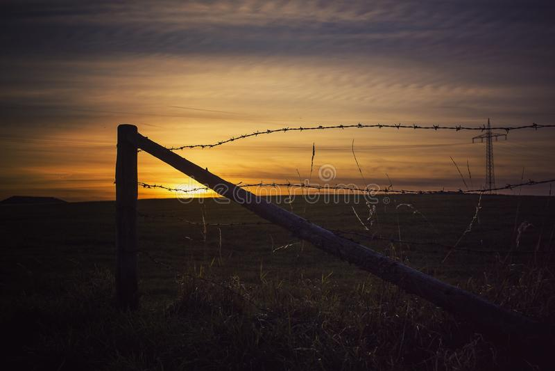 Sky, Horizon, Sunrise, Dawn stock photography