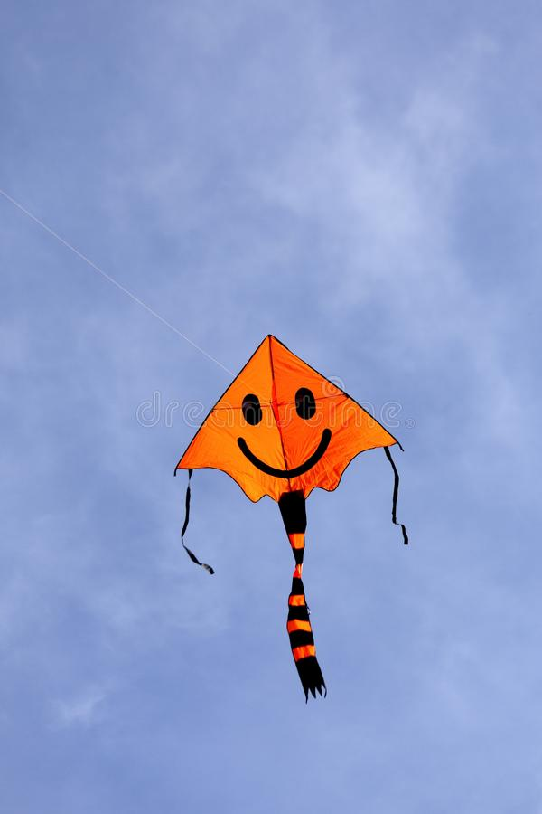 Sky, Kite Sports, Windsports, Parachuting royalty free stock images