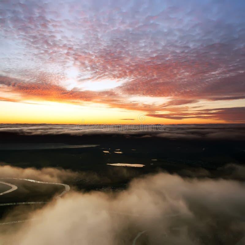 Sky landscape stock images