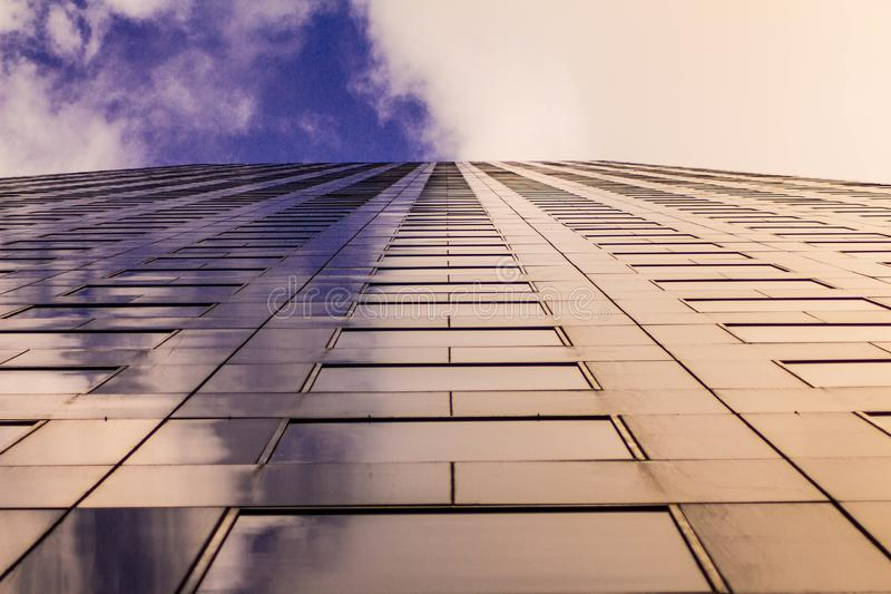 Sky is the limit royalty free stock images
