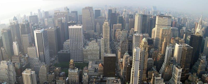 Sky-line van New York royalty-vrije stock fotografie