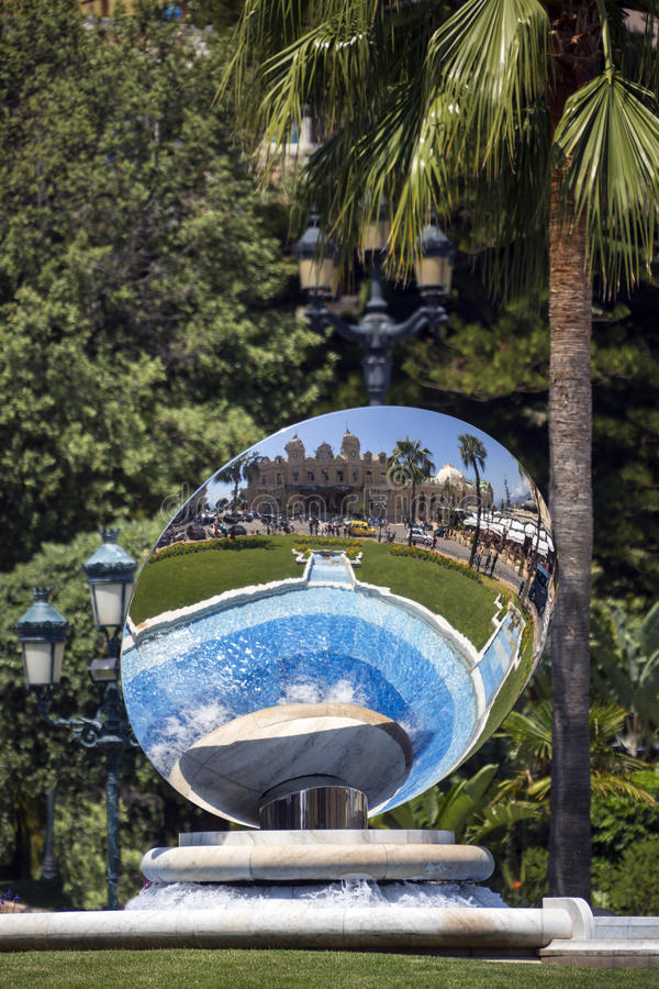 Download Sky Mirror - Monte Carlo Casino - Monaco Editorial Photography - Image: 26523442