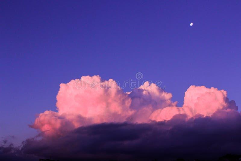 sky through my window royalty free stock photography