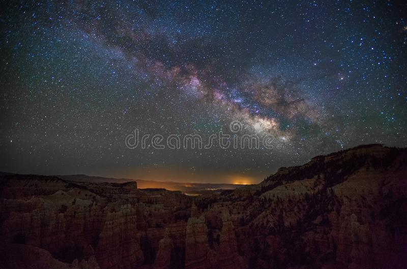 Sky, Nature, Atmosphere, Galaxy royalty free stock photography