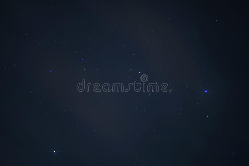 Sky at Night stock images
