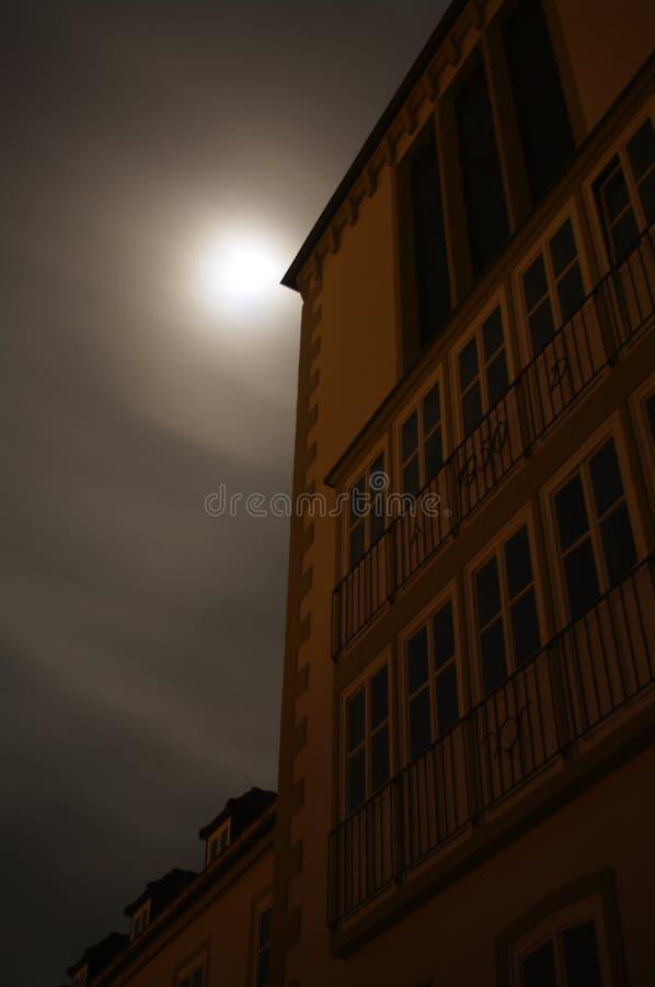 Sky, Night, Building, Architecture stock image
