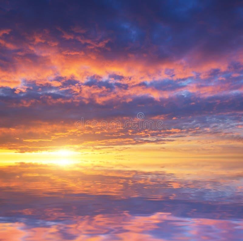 Free Sky Panorama Royalty Free Stock Image - 52498426