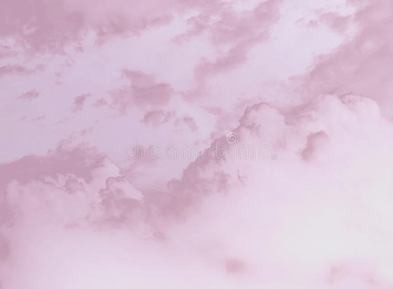 Sky in pink, usable for different purposes. Sky in pink. Usable for different purposes royalty free stock photo