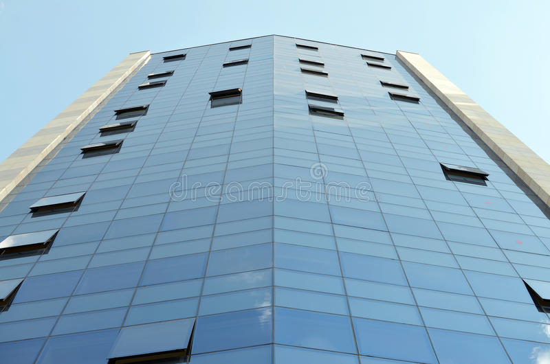 Download Sky Reflecting In Corporation Building Windows Stock Photo - Image: 31458208