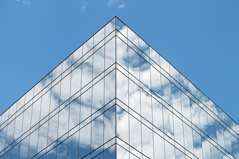 Sky Reflection stock images