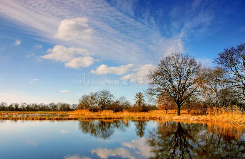 Sky, Reflection, Nature, Water Free Public Domain Cc0 Image